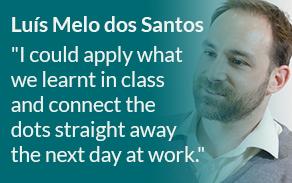 View Luis Melo Dos Santos testimonial