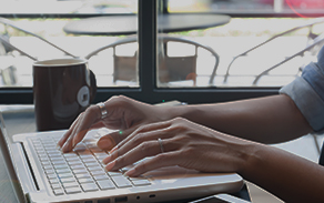joining an online webinar