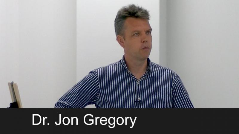 Jon Gregory