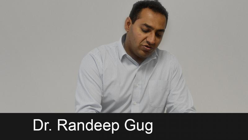 Sample lecture video - Randeep Gug